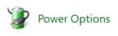 Windows Power Settings Profiles